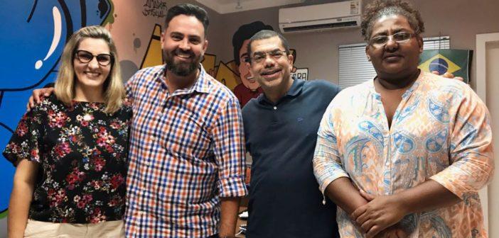 Sinjur busca apoio de parlamentares a pleitos dos trabalhadores do Judiciário