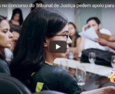 Aprovados no concurso do Tribunal de Justiça pedem apoio para convocação