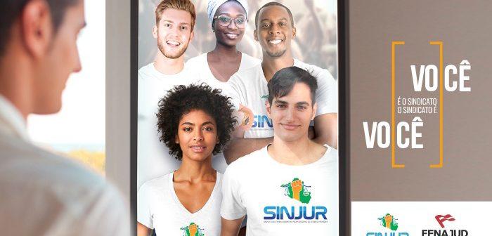 """Fenajud e Sinjur lançam campanha de sindicalização """"Você é o Sindicato. O Sindicato é você"""""""