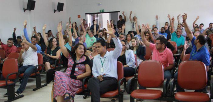 Assembleia-Geral define providências do Sindicato pela implantação da jornada de 6h
