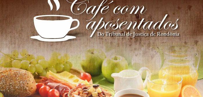 Sinjur promove Café com Aposentados no Oasis Camping Club em Porto Velho