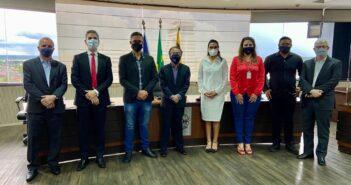 SINJUR e oficiais de justiça se reúnem com a cúpula do TJ/RO  em busca de entendimento