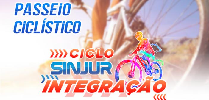 Sinjur realizará passeio ciclístico com café da manhã e sorteio de uma bike para os atletas participantes
