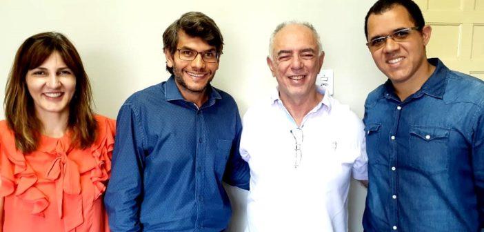 Sinjur participa de reunião com deputado federal Mauro Nazif sobre a PEC 133/2019